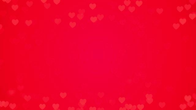 animated endless red background for valentine's mother's wedding day. - mothers day stock videos & royalty-free footage