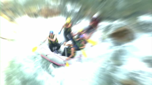 HD: Animated Rafting video
