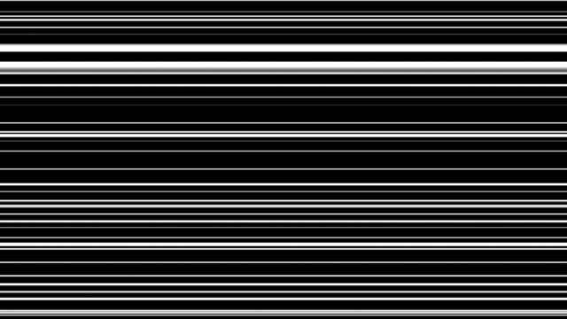 Animated white lines loop background video