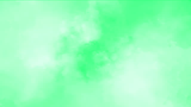 animation -  Clouds effect on green screen animation -  Clouds effect on green screen steam stock videos & royalty-free footage