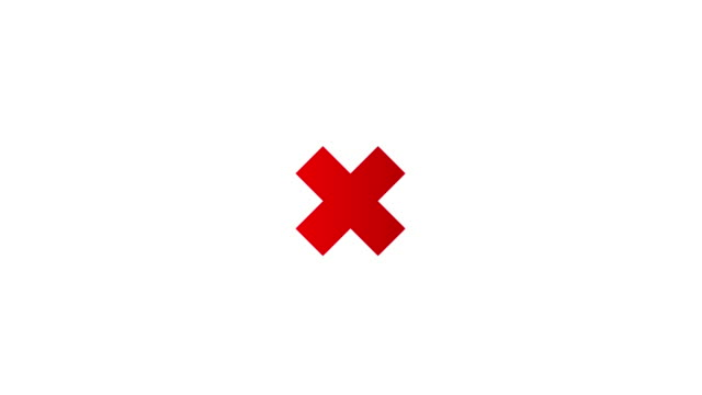 Animation in motion graphics of a red cross symbol. Motion Graphics. Transparent Background Animation in motion graphics of a red cross symbol. Motion Graphics. Transparent Background religious cross stock videos & royalty-free footage