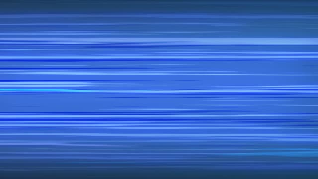 Animation of Blue Comic speed lines background texture pattern effect in cartoon concept