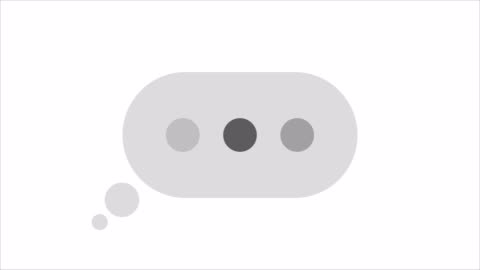 animation text message with alpha matte. 4k video animation text message with alpha matte. 4k video icon stock videos & royalty-free footage