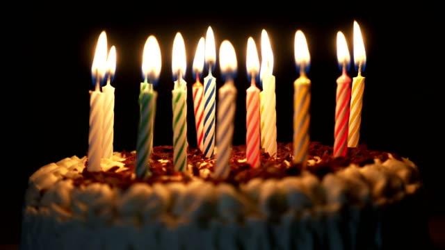 Anniversary cake video