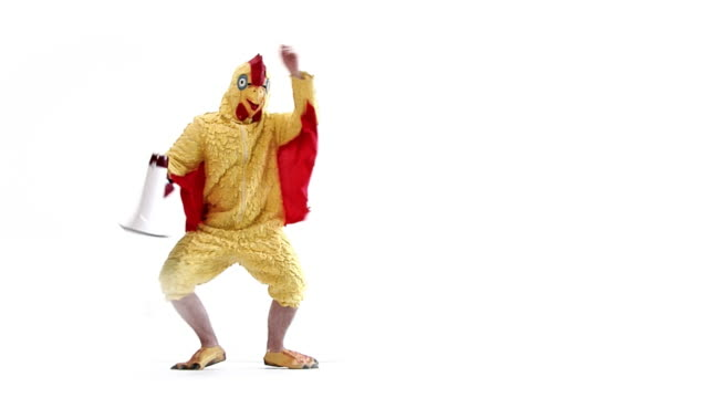 Announcement Chicken video