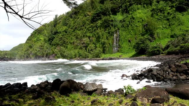L'anse Des Cascades video