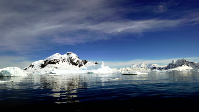 Antártida: Paraíso puerto - vídeo