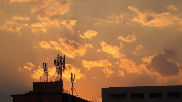 Antenna of radio communication video
