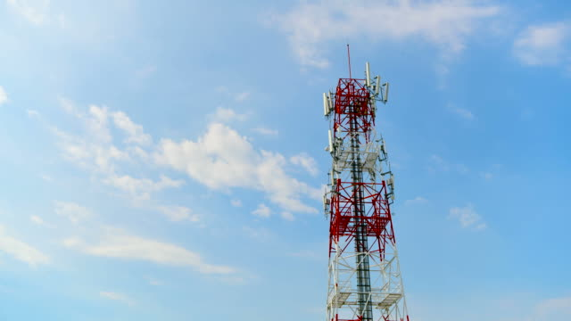 Antennas support tower