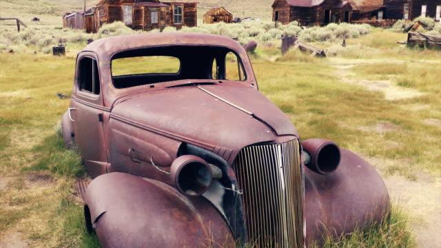 Antique Car video