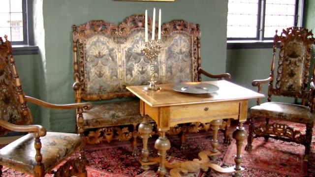 Antique furniture (HD) video