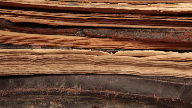 Antique Publications Background video
