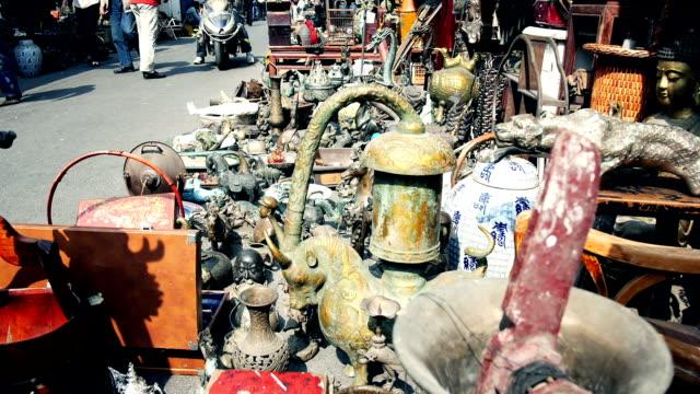 Antique shop in Shanghai video