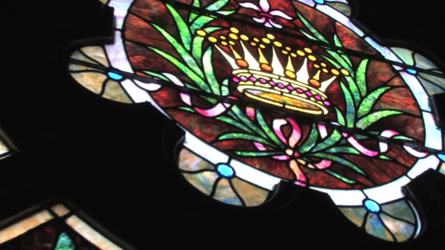 Antique Stained Glass Windows video