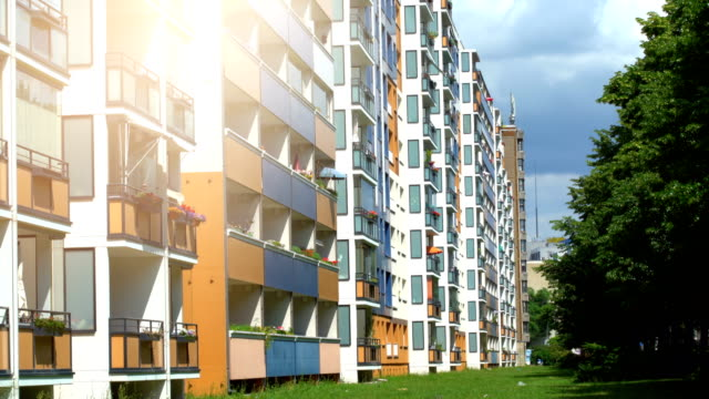 Apartment Houses in Berlin – film