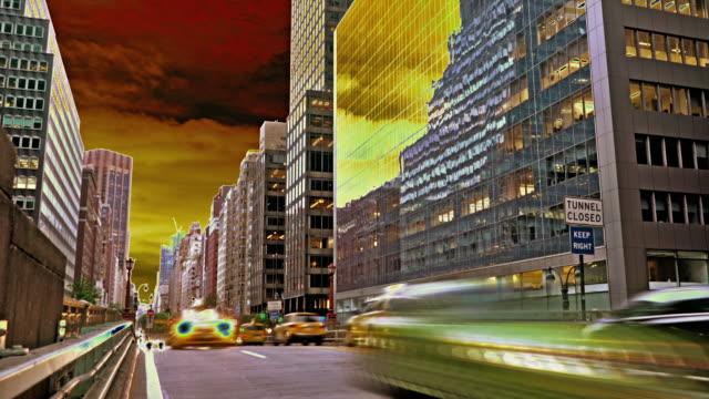 Apocalypse view New York video