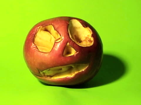 Apple Rotting video