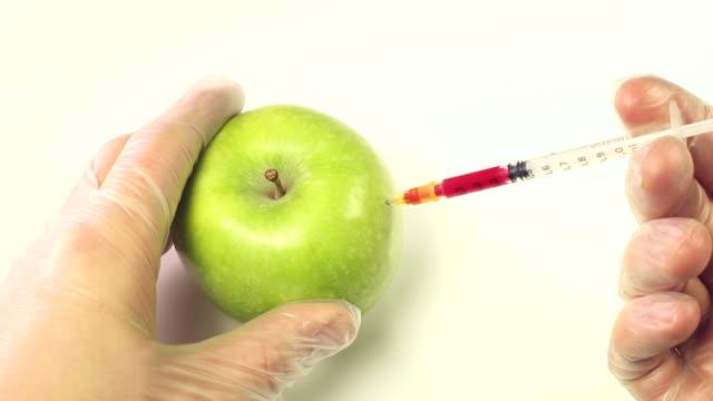 Apples - Genetic Modification video