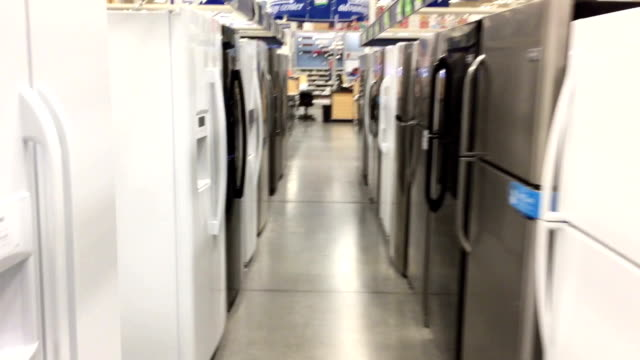 Appliance Shopping Time lapse appliance shopping appliance stock videos & royalty-free footage