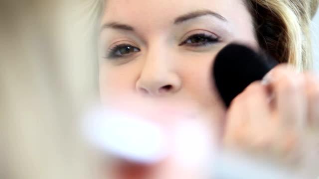 Applying Make Up video