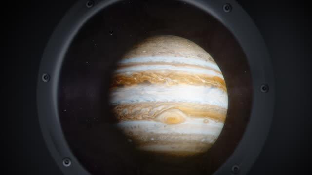 Approaching Jupiter video