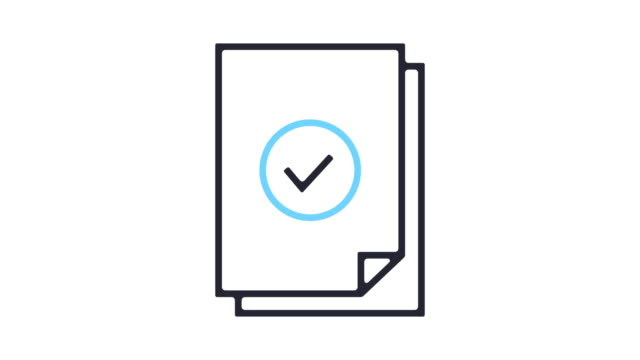 Approvement Icon Animation