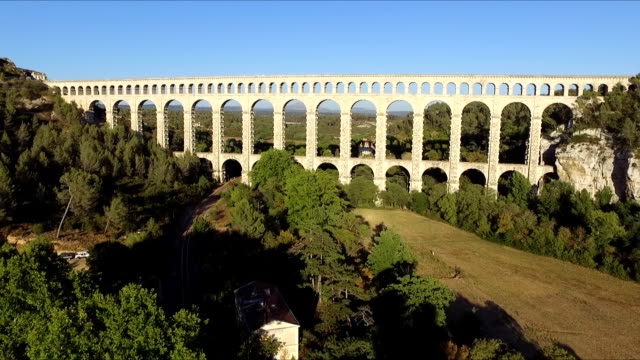 Aqueduc de Roquefavour video