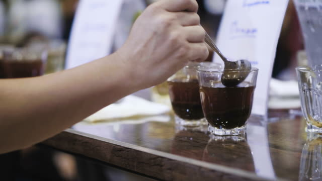 Arabic Style Cupping Coffee