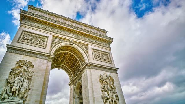 Arc de Triomphe. Triumphpforte – Video
