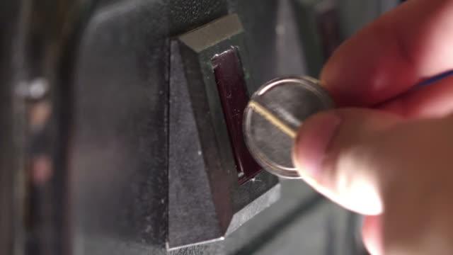Arcade Insert coin video