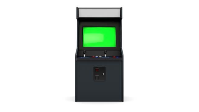 Arcade Machine video