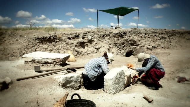 Archaeological Excavation video
