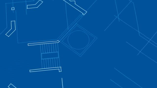 architecture blueprint plan video