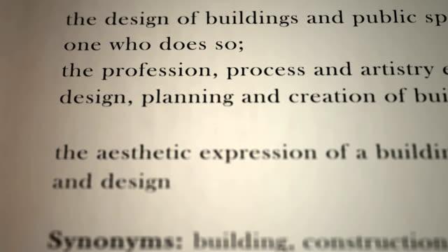 Architecture Definition video