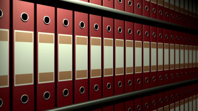 Archival a racks video