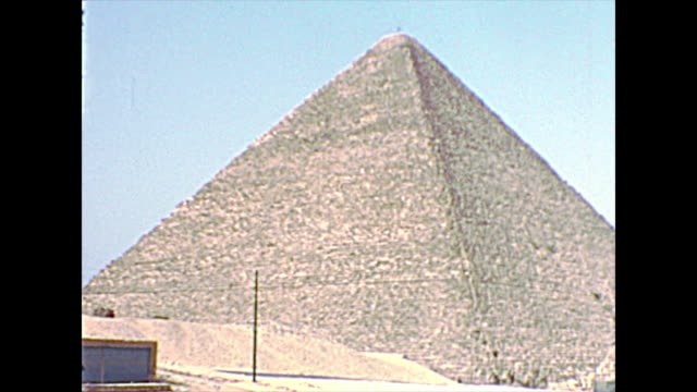 archival Great Pyramid of Khufu