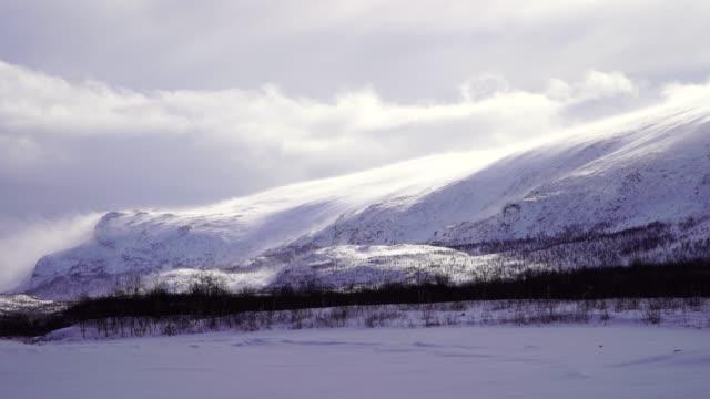arktiska vindar - norrbotten bildbanksvideor och videomaterial från bakom kulisserna