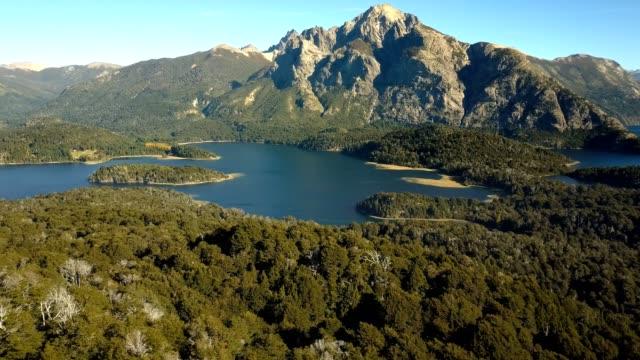 Argentina Cerro Lopez in fall video