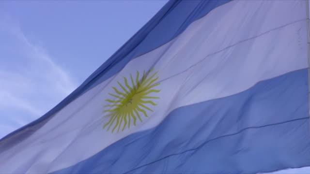 Argentine Flag video
