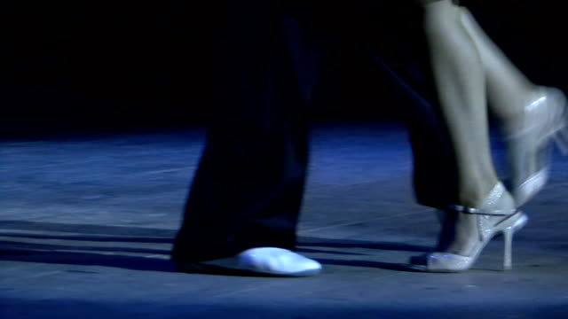 Bидео Аргентинское танго