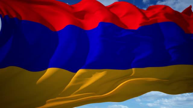 Armenia Flag video