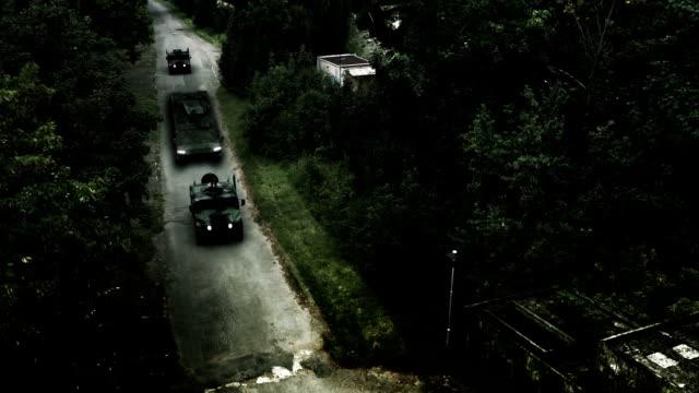 vídeos y material grabado en eventos de stock de ejército - brigada