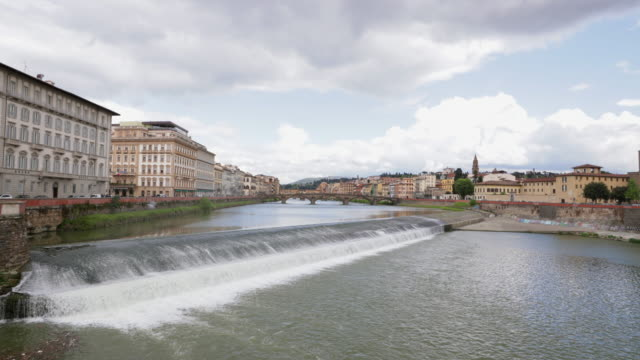 Arno River Time-Lapse
