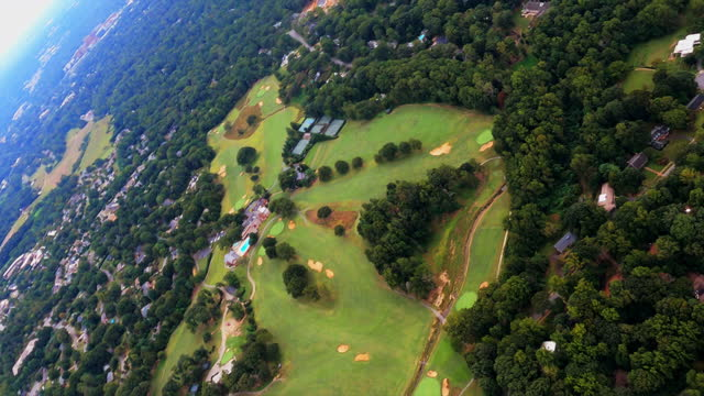 Arnold Palmer Golf Complex at Wake Forest University video