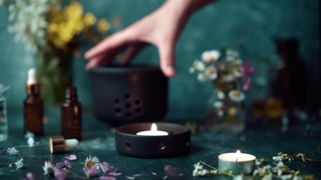 Aromatheraphy Spread