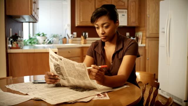 家のまわりで: 求人情報検索 - クラシファイド広告点の映像素材/bロール