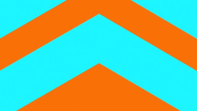 ok 4k arka planlar, çok renkli, döngülü - turuncu stok videoları ve detay görüntü çekimi