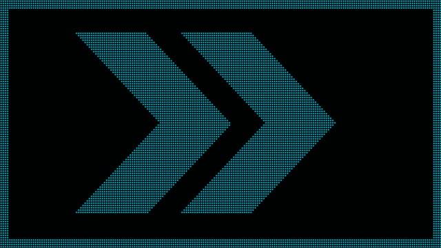 arrow led screen - arrow filmów i materiałów b-roll