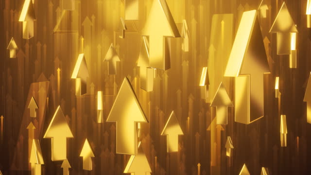 Arrows Up GOLD video