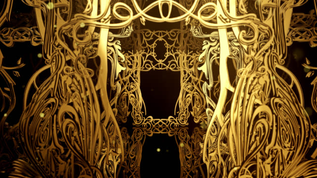 art nouveau - victorian architecture stock videos & royalty-free footage